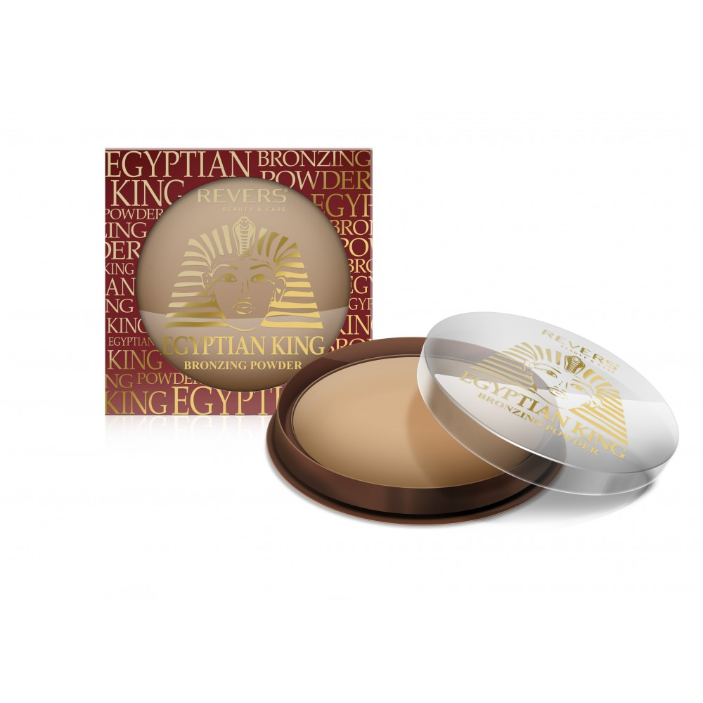 REVERS Bronzing powder EGYPTIAN KING no 04