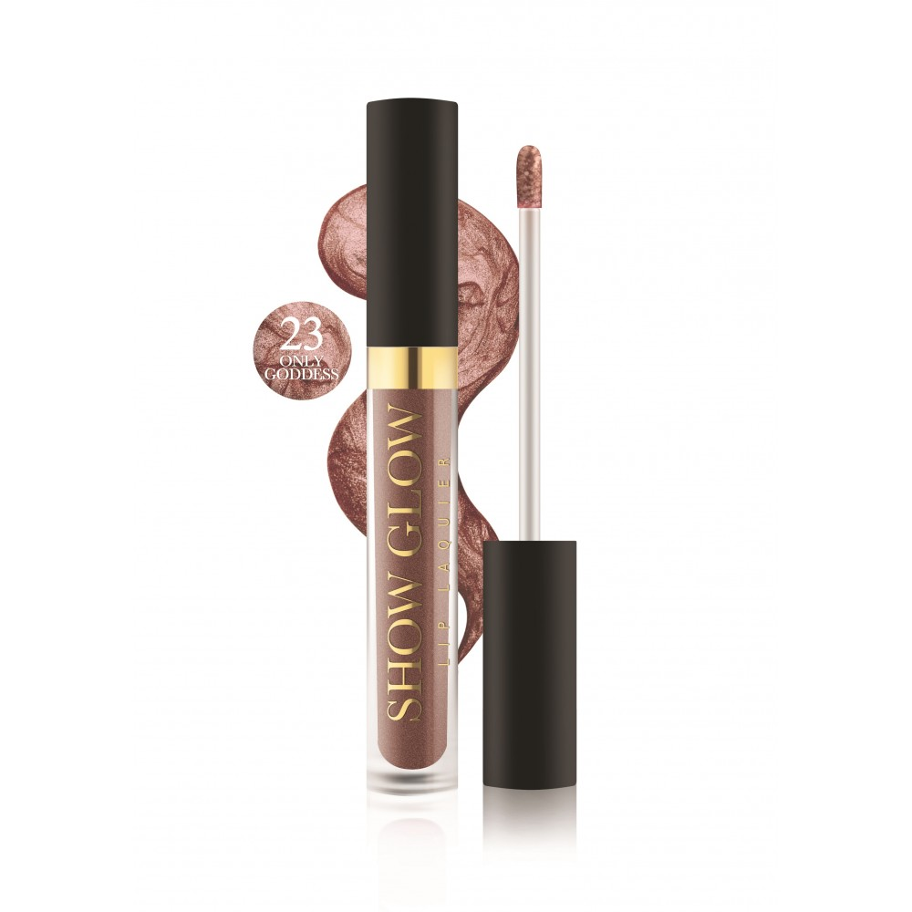 REVERS Metallic liquid lipstick SHOW GLOW no 23 ONLY GODDESS