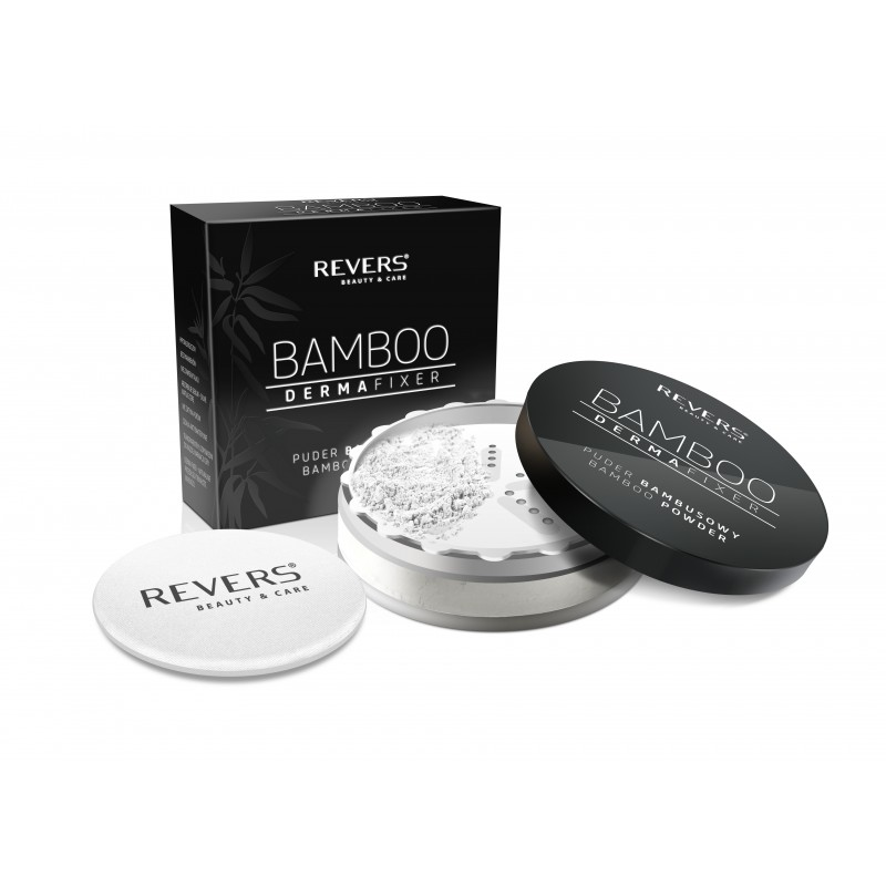 REVERS Pudr bambusový BAMBOO DERMA FIXER 9g