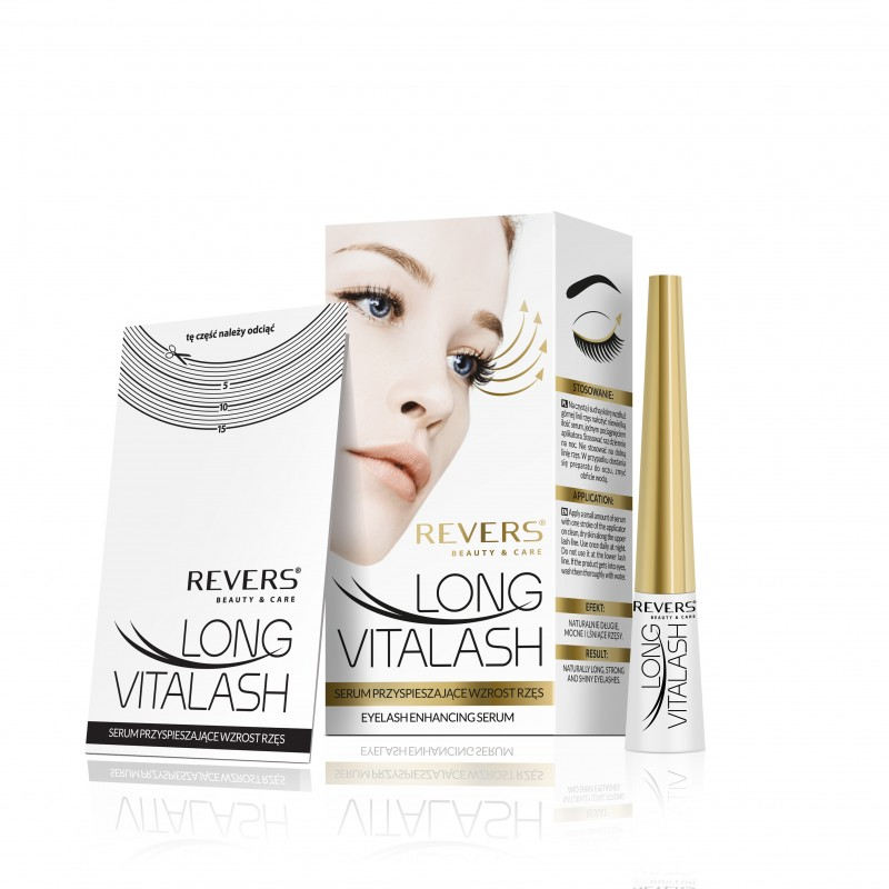REVERS Long Vitalash sérum na řasy 5 ml