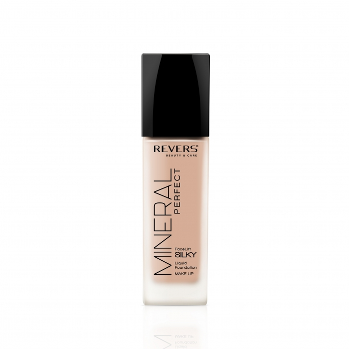REVERS Make-up foundation MINERAL PERFECT no 21