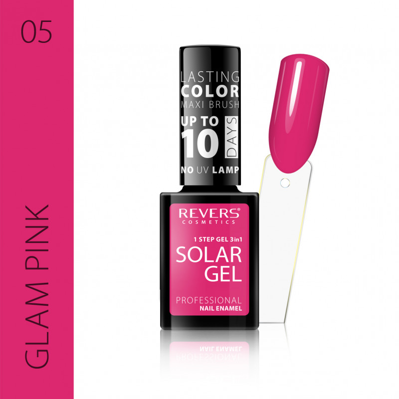 REVERS Nail polish SOLAR GEL no 05 12ml