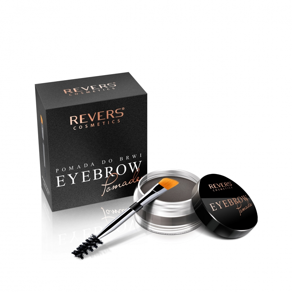 REVERS Eyebrow Pomade  Graphite 04