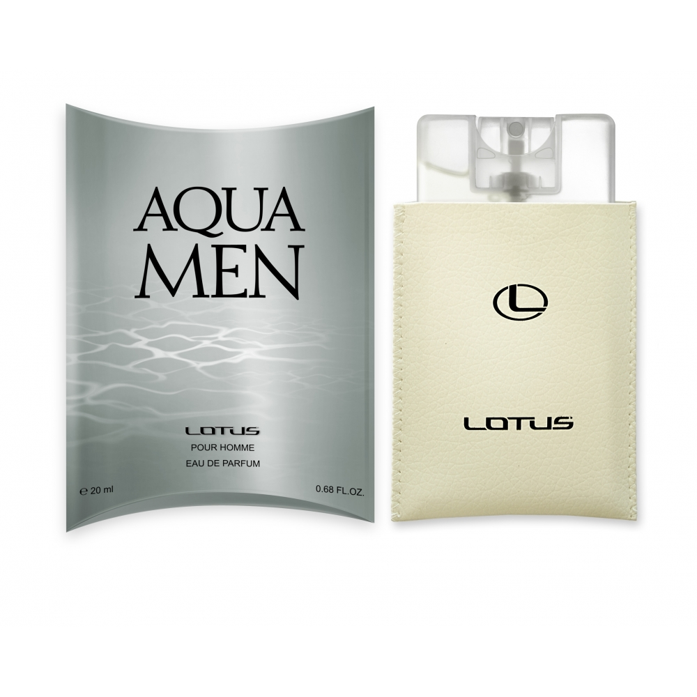 LOTUS Aqua Men 20 ml 001