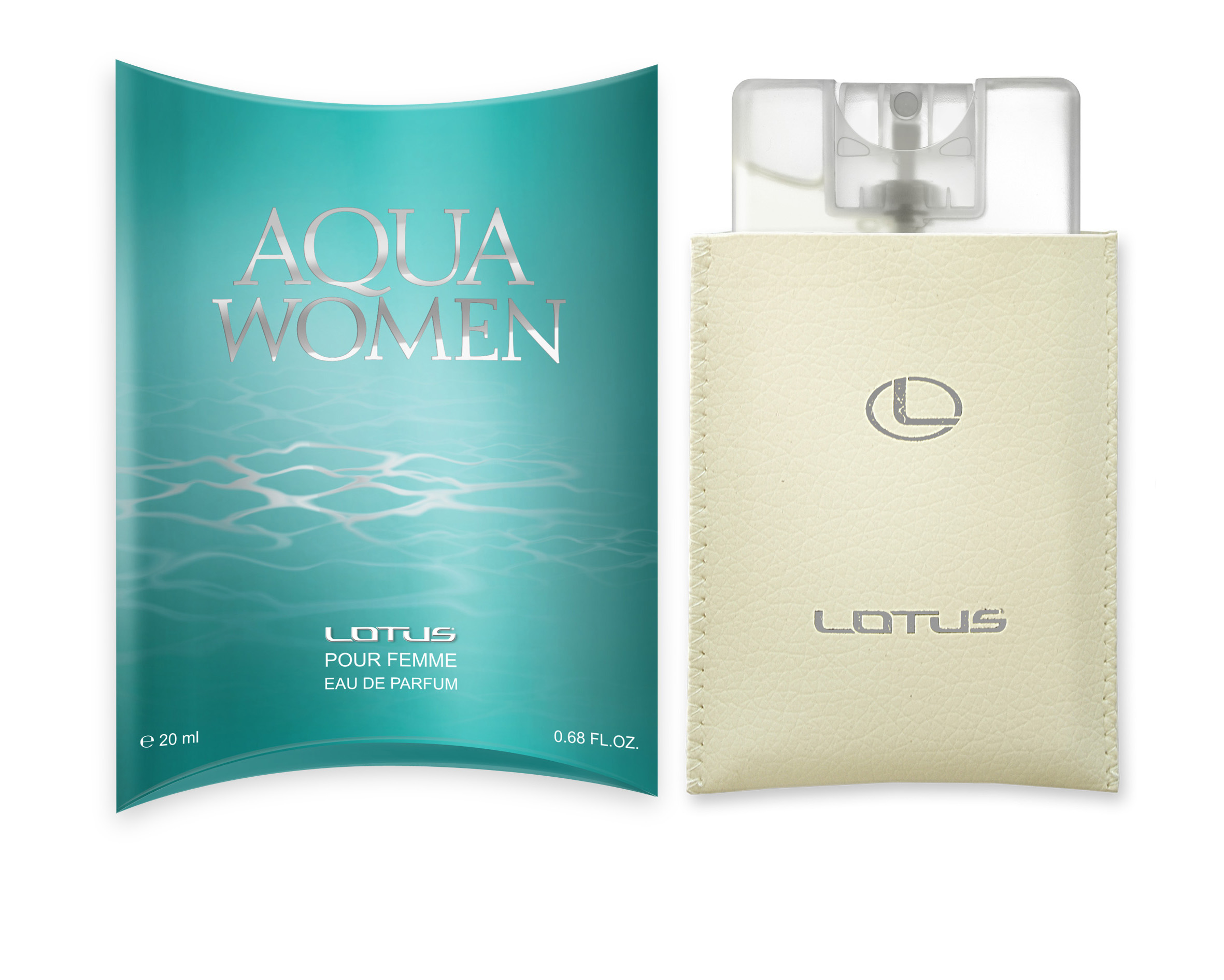 LOTUS Aqua Woman 20 ml 002
