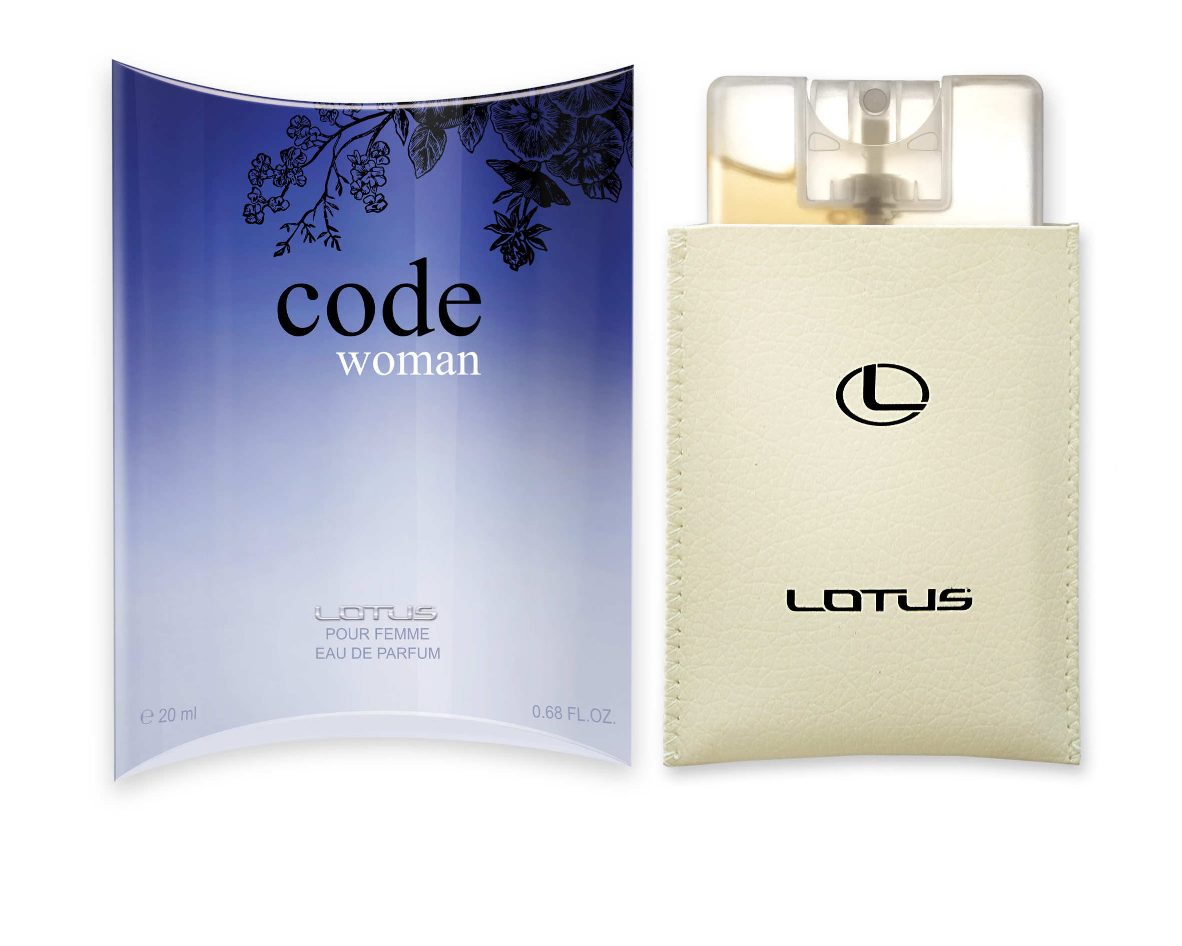 LOTUS Code Woman 20 ml 004