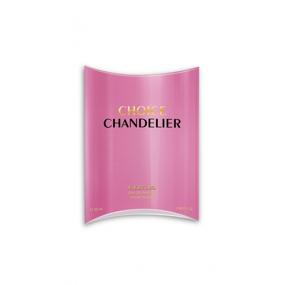 LOTUS Choice Chandelier 20ml  036